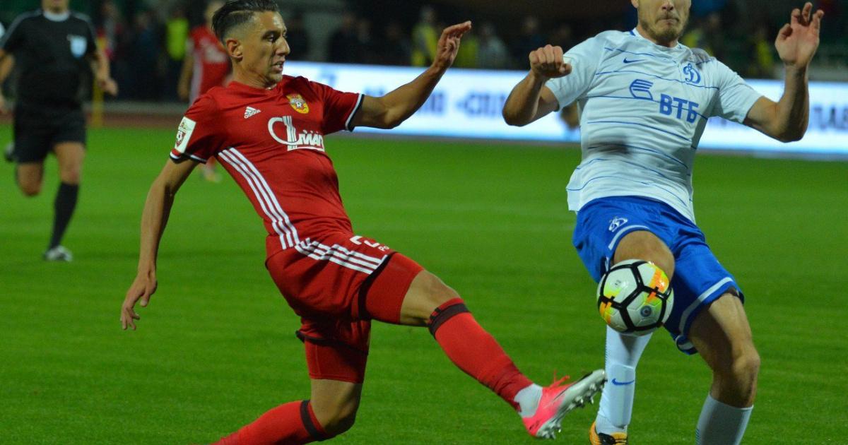 Футбол Динамо Москва - Арсенал Тула 4 07 20 смотреть онлайн