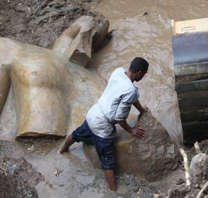 Эта находка, сделанная вкаирских трущобах, потрясла археологов (фото)