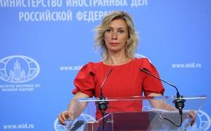 Захарова: В России карабахской теме уделяется особое внимание, она относится к числу наших внешнеполитических приоритетов